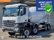 Mercedes Arocs 4142 truck used concrete mixer
