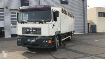 Camion MAN F2000 19.403 bétaillère bovins occasion