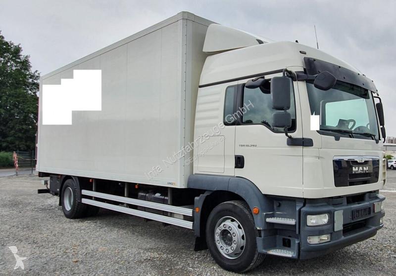 Преглед на снимките Камион MAN TGM 18.340 4x2LL Euro 5 LBW AHK