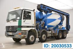 Mercedes Actros 3235 LKW gebrauchter Betonmischer Kreisel / Mischer