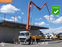 Camion béton malaxeur + pompe Mercedes Actros 3341