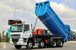 Camion DAF CF 85.430 / 8X4 / TIPPER / HYDROFLAP / plateau occasion