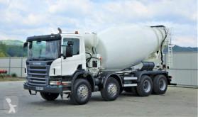 Kamyon beton transmikser / malaksör Scania