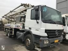 lastbil betonpumpe brugt