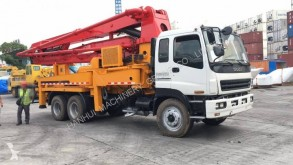 Sany SANY 37M truck used concrete pump truck