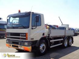 Camião DAF CF 75.250 estrado / caixa aberta usado