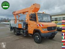 Mercedes aerial platform truck VARIO 816 D 4x4 - Ruthmann T220 Hubsteiger SFZ