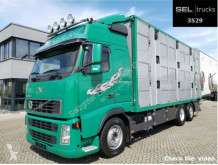 Volvo horse truck FH 520 6x2 / 3 Stock / German