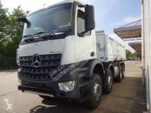 Camión volquete trilateral Mercedes Arocs 4142 K 8x4/4, Meiller Bordmatik