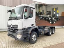 Camião poli-basculante Mercedes Arocs 3342 K 6x4 3342 K 6x4, Hyva Abroller 20-47/20-53
