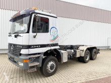 Mercedes chassis truck Actros 3343 6x6 3343 6x6 Sitzhzg./eFH.