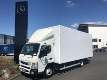 camion Fuso Canter Mitsubishi Canter 7C15 4x2 Koffer + LBW Klima