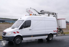 камион France Elevateur Mercedes-Benz Sprinter 142 tpf 14 mts 519 CDI