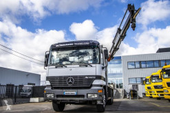Camion plateau standard Mercedes Actros 2635