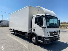 MAN TGL 8.180 truck used plywood box