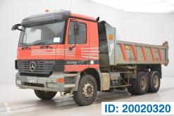 Kamyon damper çift yönlü damperli kamyon Mercedes Actros