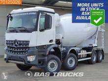 Mercedes Arocs 4142 truck used concrete mixer