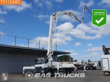 Camion béton malaxeur + pompe occasion Mercedes Arocs 3243