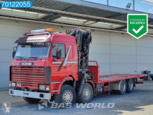 Scania flatbed truck R