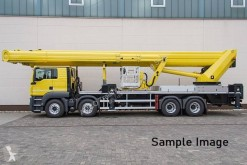 Used telescopic articulated aerial platform truck MAN TGS 35.440