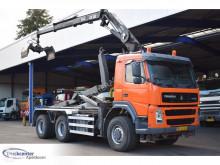 camión Gancho portacontenedor Terberg