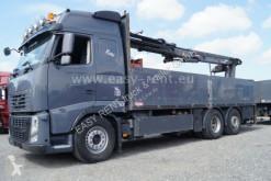 kamion plošina bočnice použitý