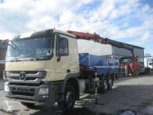 camião Mercedes 2548 L 6x2 mit Kran/Retarder/Automatik