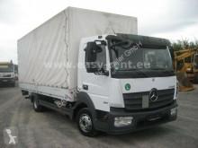 camion Mercedes 818 L Atego
