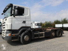 portacontenedor de cadenas Scania