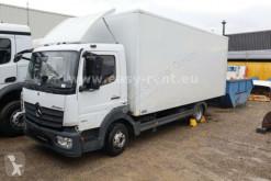 camion Mercedes 818 L AHK LBW Motorschaden