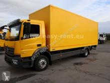 camion furgon Mercedes