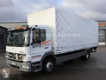 vrachtwagen Mercedes 1229 L 4x2 Pritsche-Plane/7m Aufbau/LBW 1,5to