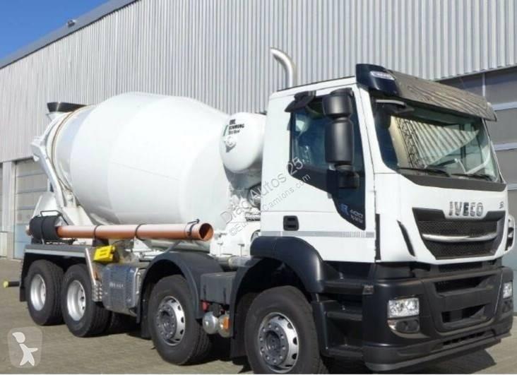Преглед на снимките Камион Iveco Stralis X-Way AD 340 X 40