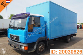 Camion MAN 8.163 fourgon occasion