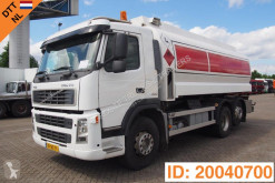 Volvo FM9 truck used chemical tanker