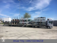 Camion porte voitures occasion MAN TGL 8.220*EURO6*FVG*Winde*Kuppl.+B neu MW*