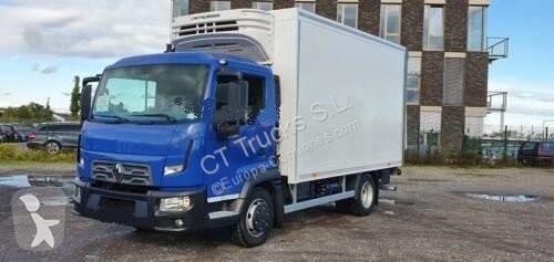 Voir les photos Camion Renault Gamme D 210