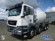 camion MAN 32.440 TGS BB 8x4, CIFA 9m³, Rückfahrkamera