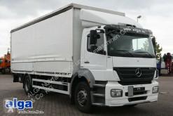 Camión Mercedes 1833 Axor/7,25 m. lang/1,5 t. LBW/AHK/Gardine lona corredera (tautliner) usado