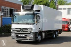 Kamyon soğutucu ikinci el araç Mercedes Actros 2541/Carrier Supra 950/Retarder/ACC/Liege