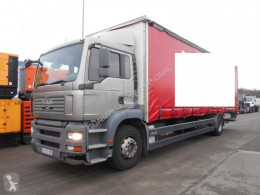 MAN TGA 18.320 truck used tautliner