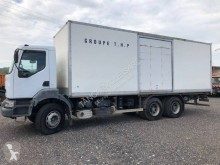 Camion Renault Kerax 370 fourgon polyfond occasion