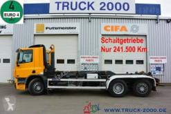 Camion multibenna DAF CF75.360 Hyvalift 20-60-S Schalter Standheizung