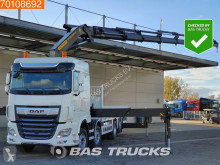 DAF XF 530 truck new flatbed
