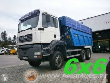Camion benne MAN TGA 33.360