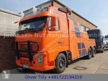 camion Volvo FH520*Brechtel Masterlift*2x20 t Winden*