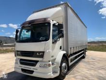camión tautliner (lonas correderas) DAF
