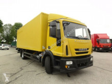 Used box truck Iveco ML140E28/P Euro5 9 Gang manuell