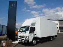 vrachtwagen Fuso Mitsubishi Canter 7C18 Koffer + LBW Klima