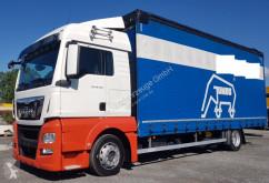 camion MAN TGX 18.400 XLX Euro 6 Jumbo Festaufbau Gardine